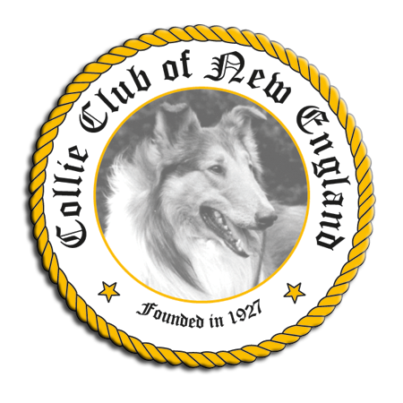 Collie Club of New England's logo.